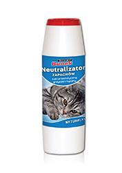 neutralizator w proszku dla kota